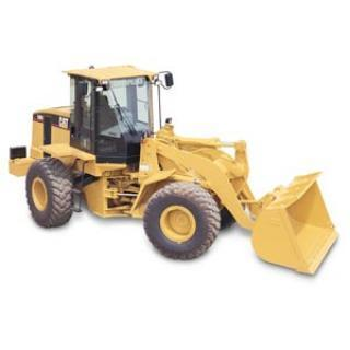 Technical specifications - Caterpillar 938 F 1996-1997 on