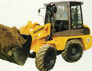 schaeff skl 823 wheel loader operation instructions manual